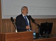 dr Tadeusz Oleksiak - kierownik Pracowni Ekonomiki Nasiennictwa i Hodowli Roślin IHiAR  PIB