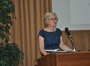 Katarzyna Boczek – Z-ca Dyrektora CDR w Brwinowie (prowadząca konferencję)