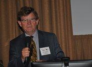 dr. Jackie C. Rudd z Uniwersytetu w Kansas, z katedry Agronomii