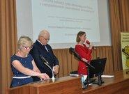 od lewej: Katarzyna Boczek – Z-ca Dyrektora CDR w Brwinowie, Stanisław Kacperczyk – Prezes PZPRZ, dr hab. Magdalena Szechyńska-Hebda - Zastępca Dyrektora IHAR- PIB w Radzikowie