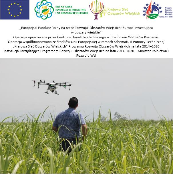 Bezpłatne szkolenie - Innowacyjne technologie w rolnictwie precyzyjnym