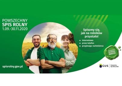 Powszechny Spis Rolny: Nabór na Rachmistrza spisowego