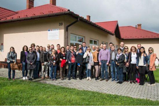 Akademia Rozszerzeniowa – wizyta przedstawicieli krajów bałkańskich