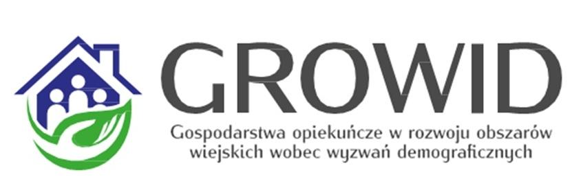 GROWID: Gospodarstwa opiekuńcze w rozwoju obszarów wiejskich wobec wyzwań demograficznych