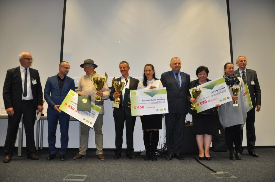 Podsumowanie XI edycji konkursu na najlepsze gospodarstwo ekologiczne 2018