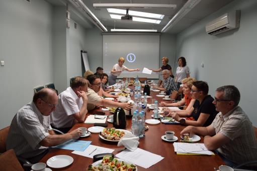 Spotkanie zespołu roboczego ds. Programu Azotanowego