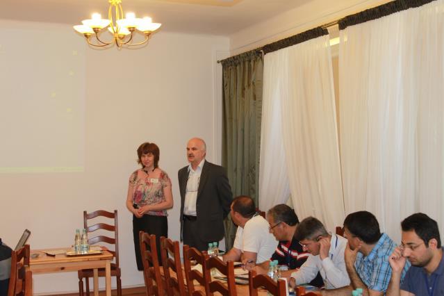 Wizyta studyjna delegacji z Turcji