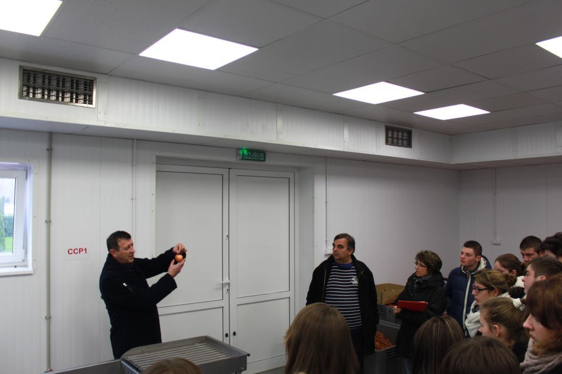 Wizyta gości z Francji w Radomiu