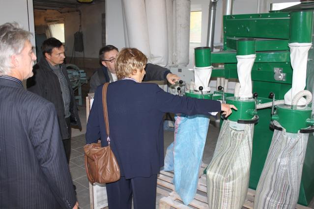 Wizyta delegacji z Białorusi