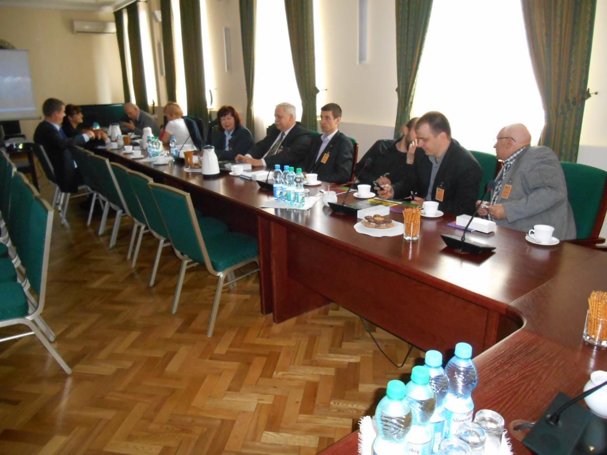 Spotkanie koordynatorów wdrażania zasad integrowanej ochrony roślin