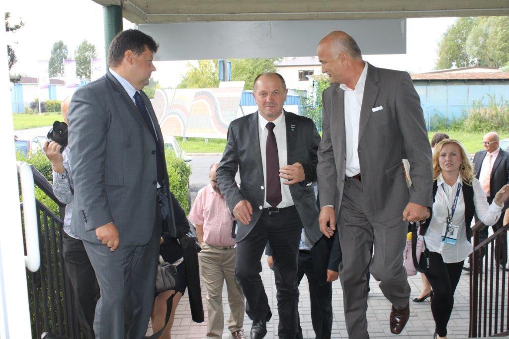 Minister Sawicki w CDR O/Radom