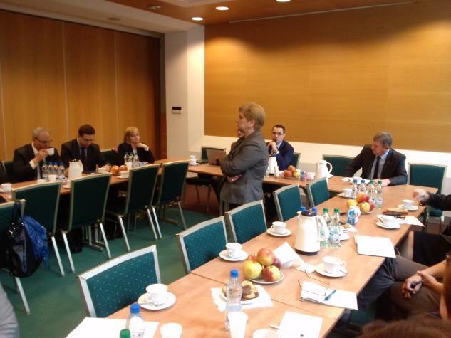 Spotkanie grupy roboczej ds. wdrażania zasad integrowanej ochrony roślin