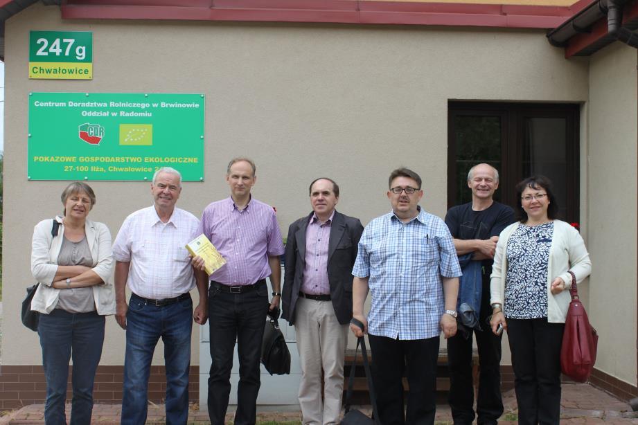 Wizyta delegacji z Uniwersytetu Aleksandra Stulginskasa z Kowna