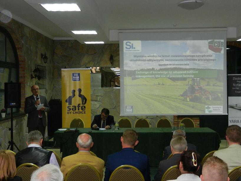 Konferencja w Szymbarku