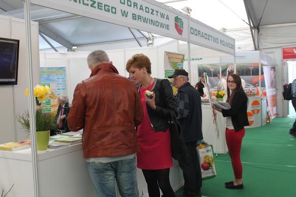 Doradztwo rolnicze na Targach Agrotech