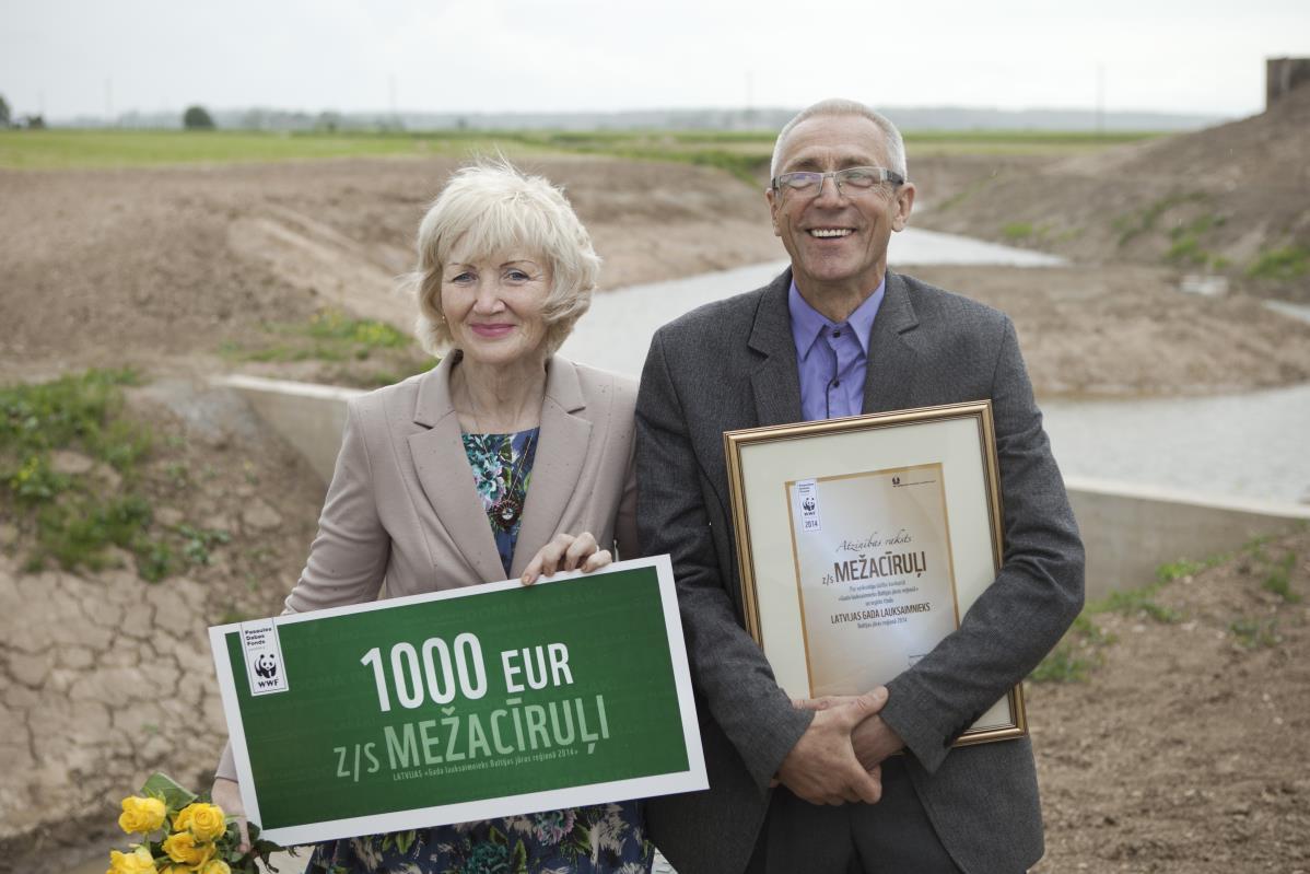 Znamy Rolnika Roku 2014 Regionu Morza Bałtyckiego!