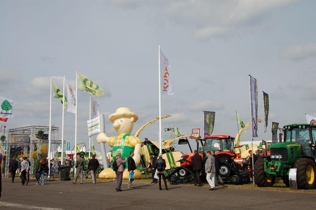 Międzynarodowa Wystawa Rolnicza AGRO SHOW 2012