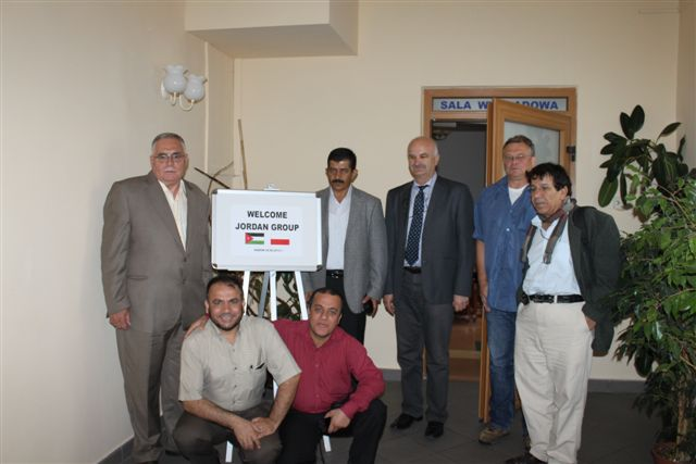 Z Ammanu do CDR Radom
