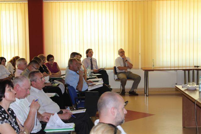 W CDR Radom mówiono na temat organizacji i funkcjonowania grup producentów